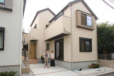西東京市で新築一戸建住宅をご購入頂いたI様邸
