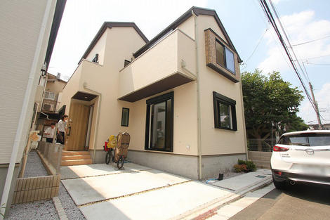 西東京市で新築一戸建住宅をご購入頂いたI様邸の画像1