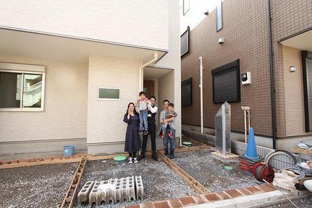 西東京市でトラストステージをご購入頂いたT様邸