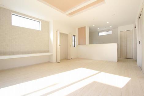 越谷市で新築一戸建住宅をご購入いただいたU様邸の画像1