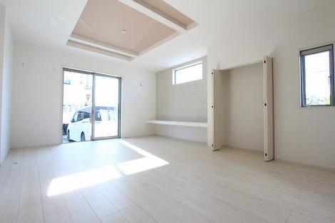 越谷市で新築一戸建住宅をご購入いただいたU様邸の画像2
