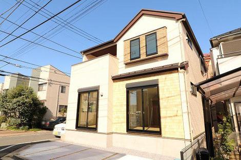 練馬区で新築一戸建住宅をご購入頂いたH様邸の画像1