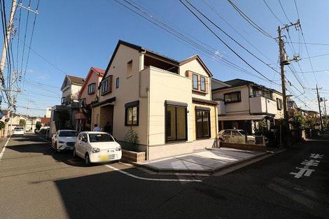 練馬区で新築一戸建住宅をご購入頂いたH様邸の画像2
