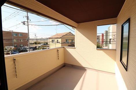 練馬区で新築一戸建住宅をご購入頂いたH様邸の画像5