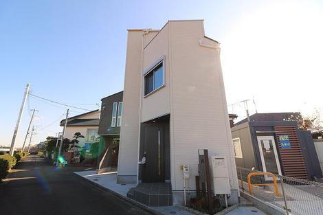 清瀬市で新築一戸建住宅をご購入頂いたH様邸の画像1