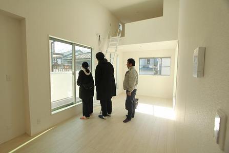 練馬区で新築一戸建住宅をご購入頂いたM様邸