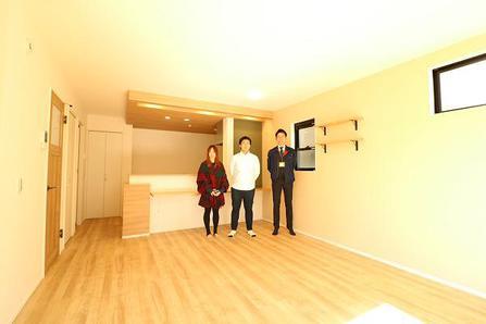 練馬区で新築一戸建住宅をご購入頂いたH様邸