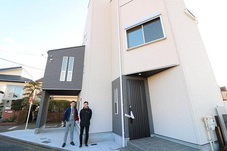 清瀬市で新築一戸建住宅をご購入頂いたH様邸