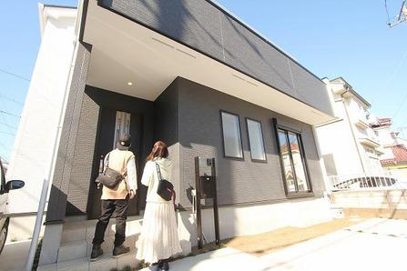 東久留米市で新築一戸建住宅をご購入頂いたS様邸