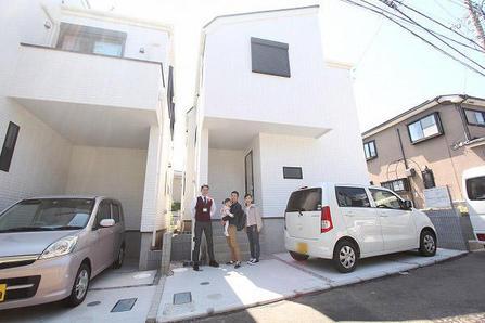 清瀬市でトラストステージをご購入頂いたK様邸