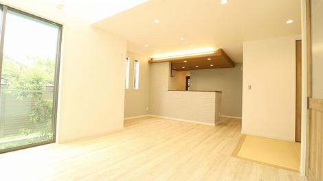 新座市で新築一戸建住宅をご購入頂いたN様邸の画像1