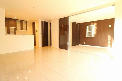 狭山市で新築一戸建てをご購入頂いたO様邸の画像1