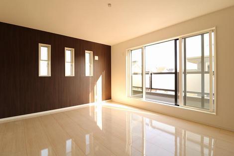 狭山市で新築一戸建てをご購入頂いたO様邸の画像2