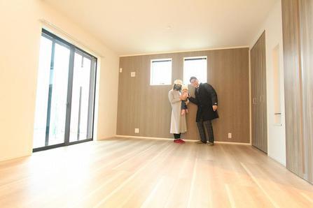 新座市で新築一戸建てをご購入頂いたS様邸