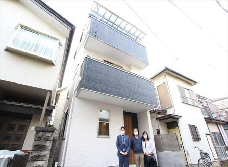 入間郡三芳町でトラストステージをご建築いただいたS様邸