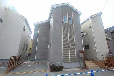 東久留米市で新築一戸建住宅をご購入頂いたA様邸の画像1