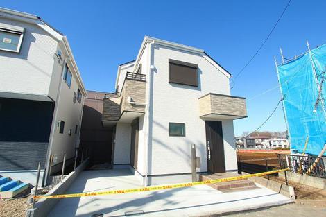 東久留米市で新築戸建をご購入頂いたK様邸の画像1