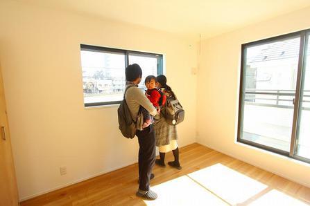 東久留米市で新築戸建をご購入頂いたK様邸