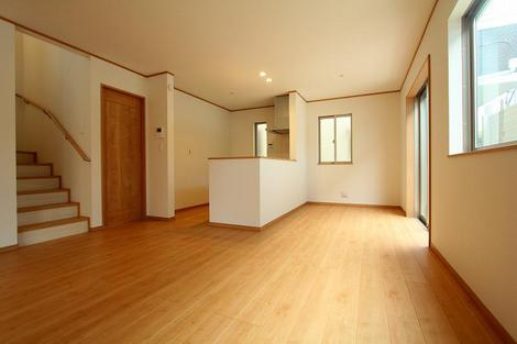 練馬区で新築一戸建住宅をご購入頂いたK様邸の画像1
