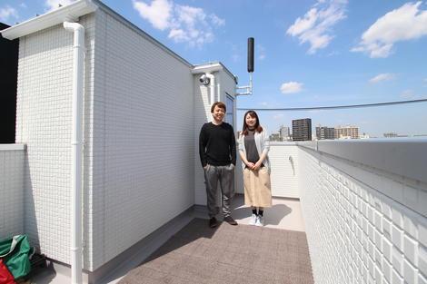 ふじみ野市で新築一戸建住宅をご購入いただいたS様邸の画像2