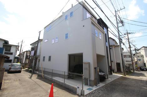 ふじみ野市で新築一戸建住宅をご購入いただいたS様邸の画像1