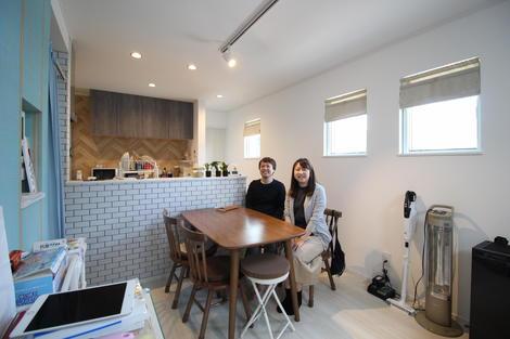 ふじみ野市で新築一戸建住宅をご購入いただいたS様邸の画像3