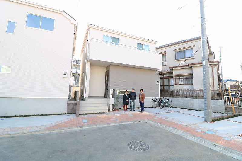 富士見市で新築一戸建住宅をご購入いただいたK様邸