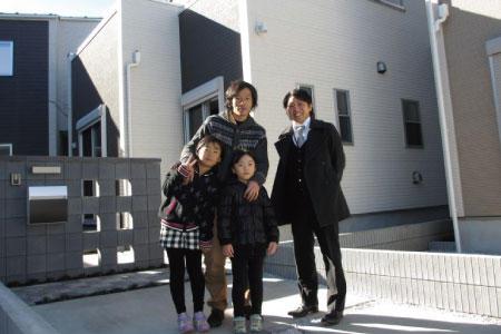 富士見市でトラストステージの建物をご購入頂いたI様邸