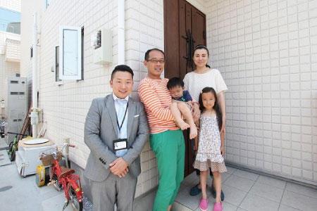 西東京市で新築一戸建住宅をご購入頂いたY様邸