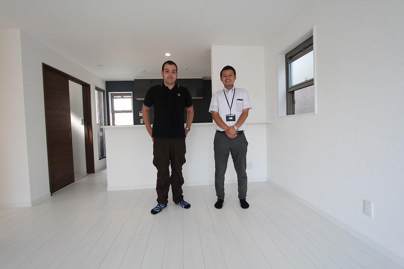新座市で新築一戸建住宅をご購入頂いたH様邸