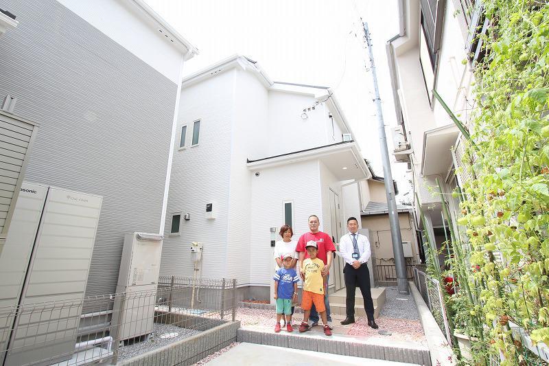 練馬区で新築一戸建住宅をご購入頂いたY様邸