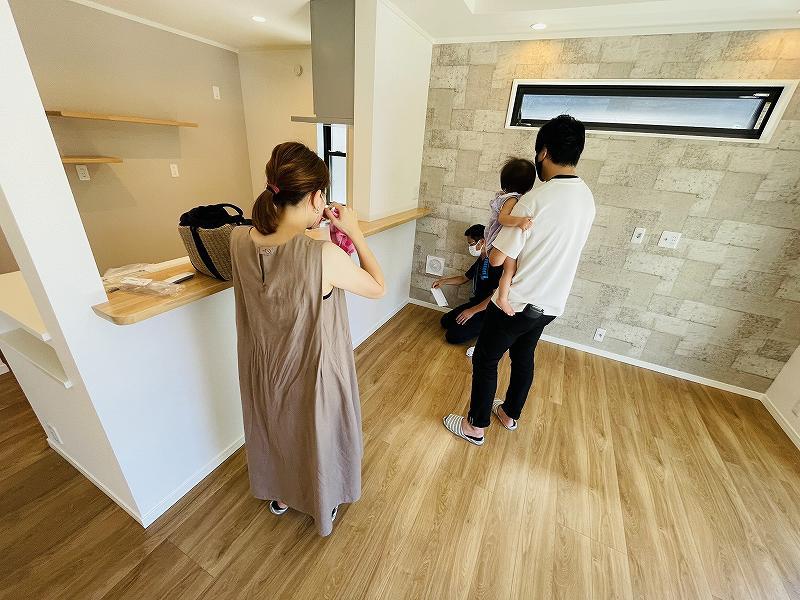 和光市でトラストステージをご購入いただいたK様邸