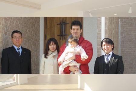 志木市でトラストステージの建物をご購入頂いたK様邸