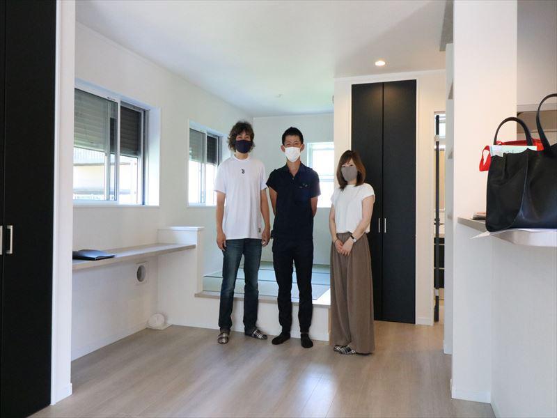 志木市でトラストステージをご購入いただいたO様邸
