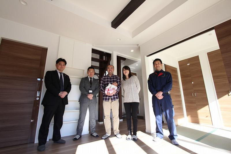 西東京市で注文住宅をご購入いただいたY様邸
