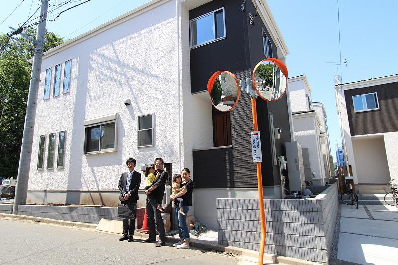和光市でトラストステージの建物をご購入いただいたM様邸