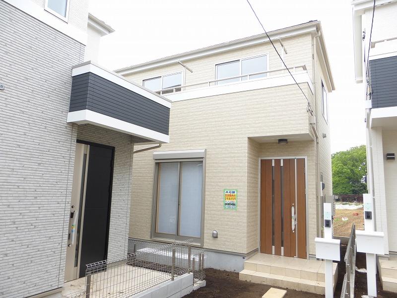 A191 和光市下新倉3丁目 新築一戸建住宅 全4棟01