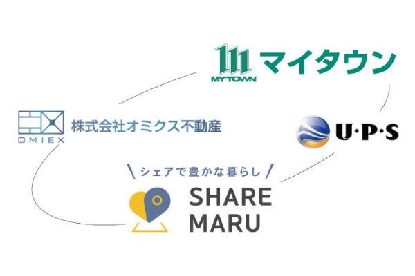 株式会社シェアリングシティとの資本提携及び 株式会社オミクス不動産との業務提携のお知らせ