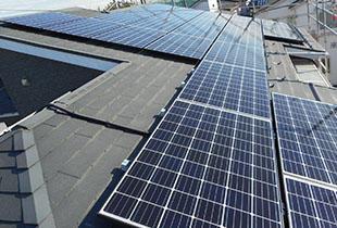 太陽光システム設置工事
