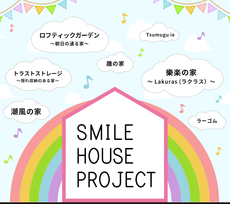 SMILE HOUSE PROJECT